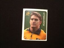 #218 Australia Merlin Rugby World Cup 1999 sticker Topps