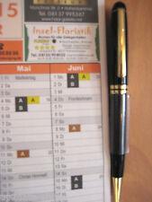 Stiftschlaufe transparent selbstklebend Stifthalter Stiftehalter Schreibgerät