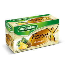 Dogadan Premium Form Mixed Herbal Tea with Pineapple ( 5 boxes / 100 teabags )
