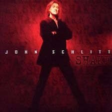 John Schlitt-Shake/Petra/Head East 1995 CD Sealed