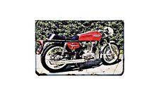 Ducati 1968 350 Mark3 Desmo Motorbike A4 photo Retro Bi