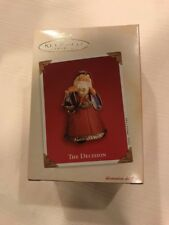 Hallmark Christmas Keepsake Ornament THE DECISION