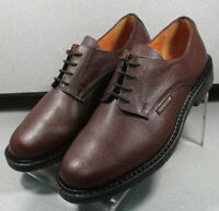 MARLON BROWN MMMS70 Men's Shoes Size 7.5 EUR 7 Leather Lace Up Mephisto