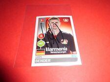 Topps Fussball Bundesliga 17/18 Lars Bender Leverkusen signiert