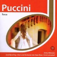 ERICH LEINSDORF - PUCCINI - ESPRIT/TOSCA (QS)  CD NEW