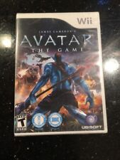 Avatar WII New Nintendo Wii Brand New Factory Sealed