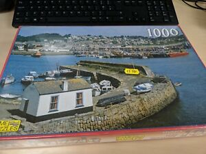 1000 Piece Jigsaw Puzzle - Brand New - Newlyn, Cornwall
