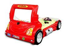Camion Auto Enfants Lit D'Enfant pour Jeunes Lits Meubles Neuf Rouge