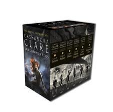 The Mortal Instruments 1-6 Slipcase von Cassandra Clare (2014, Taschenbuch)