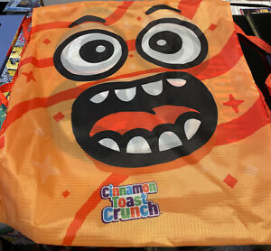 Cinnamon Toast Crunch tote-bag cereal drawstring Promotional