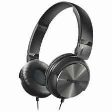 Philips Shl3160 DJ Style Monitoring Headphones in Black