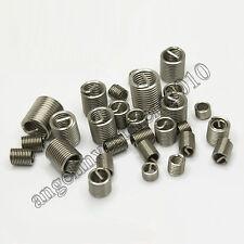 10pcs New M20*2.5 2D insert length helicoil Stainless Steel Screw Thread insert