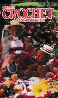 Annie's Crochet Newsletter Magazine July-August 1993 No. 64