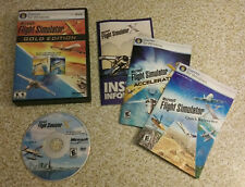 Microsoft Flight Simulator X Deluxe Gold Edition + Acceleration PC Disk 2 ONLY
