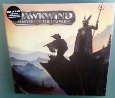 LP HAWKWIND Masters Of The Universe Limited Edition Coloured Vinyl 180 GR.