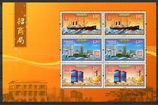 China prc 2012-27 commerce économie navire architecture Klein Arc ** MNH