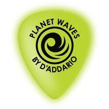 Planet Waves Cellu-Glow Guitar Picks, Medium, 100 pack