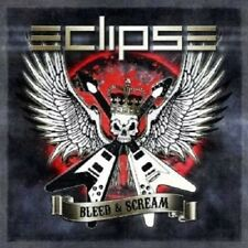 "ECLIPSE ""BLEED & SCREAM""  CD NEW+"