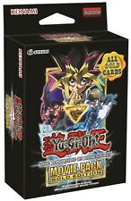 YuGiOh - The Dark Side of Dimensions Movie Pack Gold Edition Mini Booster Box