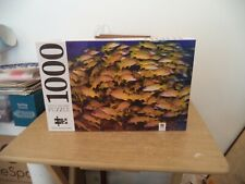 """Mindbogglers Hinkler Tropical Fish 1000 Piece Jigsaw Puzzle 29"""" x 23"""""""