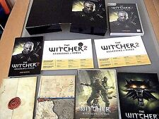 The Witcher 2: assassins of Kings Ltd Édition Premium PC 2011 Inc coin Très bon état