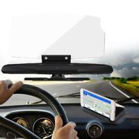 Auto SUV HUD Head Up Display Navigation GPS Projektor Telefon Halterung Halter