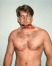 Hairy Muscle Hunk 8x10 Semi Nude Male Beefcake Photo 070318105