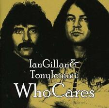 Ian Gillan And Tony Iommi - Ian Gillan And Tony Iommi: WhoCares (NEW 2CD)