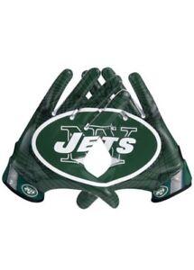 New York Jets Nike Vapor Jet 4.0 Gloves Sizes Large, XL, XXL Sold Out!
