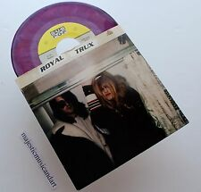 "THE ROYAL TRUX 1992 OG PURPLE MARBLE VINYL 7"" GET OFF SUB POP RARE"