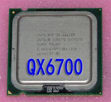 Intel Core 2 Extreme QX6700 2.66 GHz Quad-Core Processor Socket LGA775 CPU SL9UL