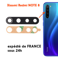 Back Rear Camera Glass Lens Replacement Cover for Xiaomi Redmi Note 8