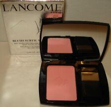 Lancome Blush  Subtil Shimmer 168  Shimmer Coral Kiss  Full Size NIB