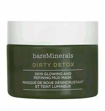 bareMinerals DIRTY DETOX Skin Glowing &Refining Mud Mask 30g New u/b *FAST POST*