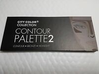CITY COLOR CONTOUR EFFECTS 2 CONTOUR BRONZE & HIGHLIGHT CONTORNO ILUMINADOR