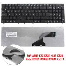 Laptop Keyboard For ASUS K53 K53E K53S K53U K53Z K53BY K53SD K53SM K53TK Black