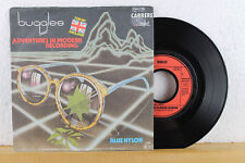 "7"" - BUGGLES - Adventures In Modern Recording - Blue Nylon - Carrere 1981"
