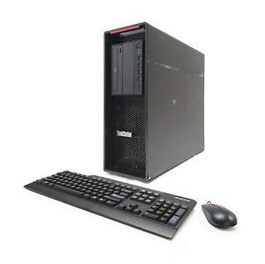 Lenovo P520 Workstation Xeon W-2123 3.6GHz 32GB 512GB NVMe SSD 2TB P600 2GB WIFI