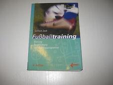 Fußballtraining von Gerhard Zeeb  , 8. Auflage von 2007