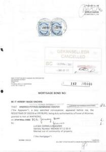 South Africa document revenues 2000 fiscal