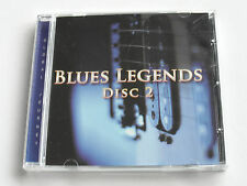 Blues Legends  - Disc 2 (CD Album) Used Very Good