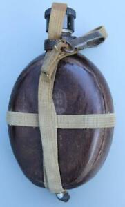 Feldflasche Afrika Kokosnuss HRE 42
