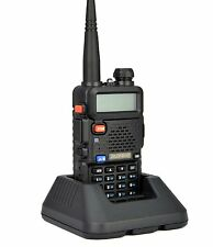 BaoFeng UV-5R VHF/UHF Dual Band Radio 136-174 400-480Mhz Transceiver US Stock