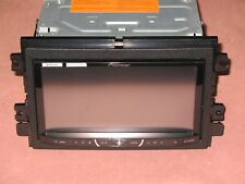 Ford Double Din Radio Kit Econoline (E-series) 09-Up Edge 07-10 Expedition 07-14