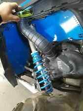 BLUE Polaris rzr 1000xp rear tub bed box guards turbo protectors plates shild