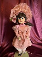 J Steiner Paris SGDG Fire A13 Antique French Reproduction Bebe Doll Seeley MINT