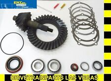 """Richmond Excel Ford 9"""" 5.67 Ratio Ring and Pinion Gear Set + Pinion Install Kit"""