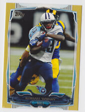 2014 Topps Gold #125 Kendall Wright /2014 - NM-MT