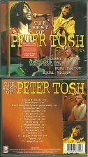 CD - PETER TOSH : Le meilleur de PETER TOSH / BEST OF ( REGGAE )