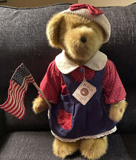 """Boyds Bears """"Bailey"""" 20"""" Americana Event Exclusive - #50010- Large- Nwt- 2003"""